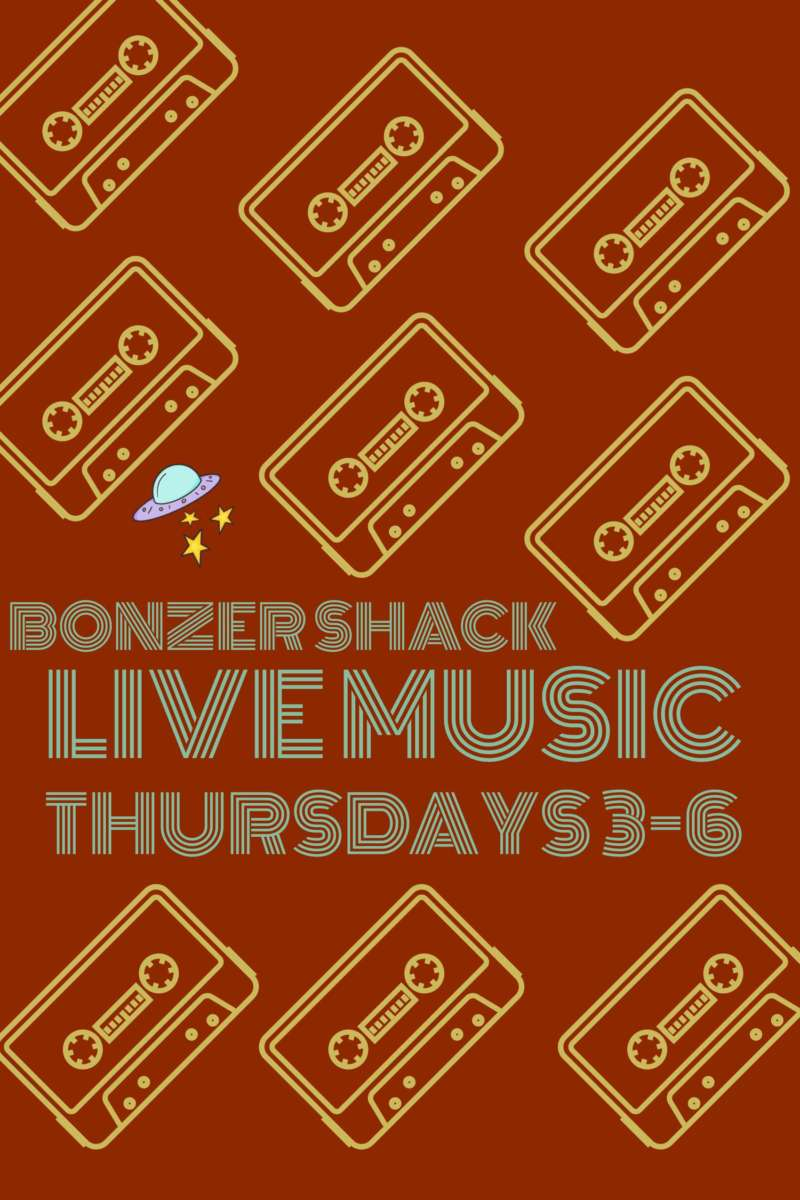 LIVE ACOUSTIC MUSIC EVERY THURSDAY 3-6