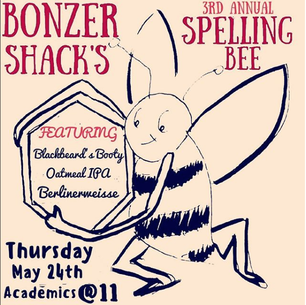 Mother Earth Spelling Bee Tonight!